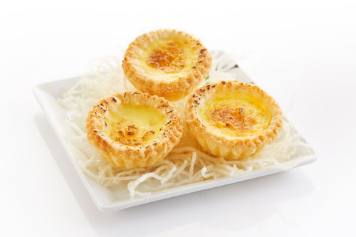 Egg Tart (3 pcs)