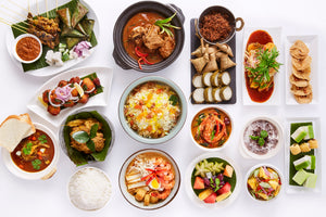 Malaysian Feast Set Menu