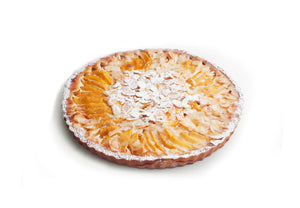 Celebrity Chef Wan's Mango Banana Custard Tart