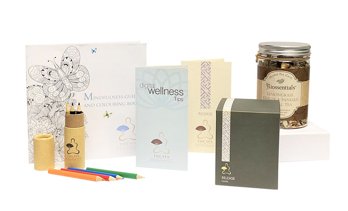 The Spa Self-Care Kits