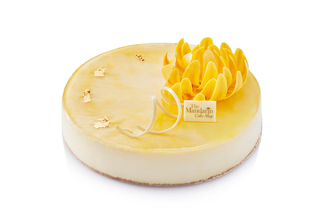 Durian Cheese Cake Delight