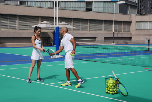 Weekday Private Tennis Session - 33% Off