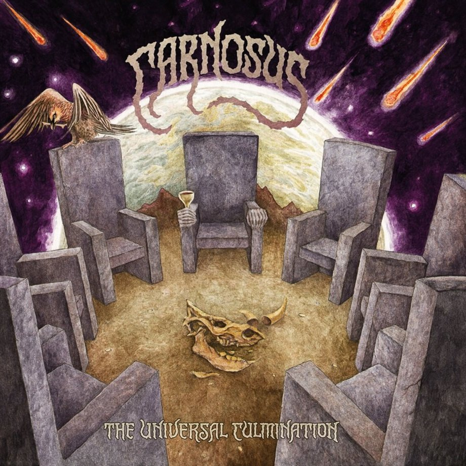 Carnosus - The Universal Culmination (Mini-LP)