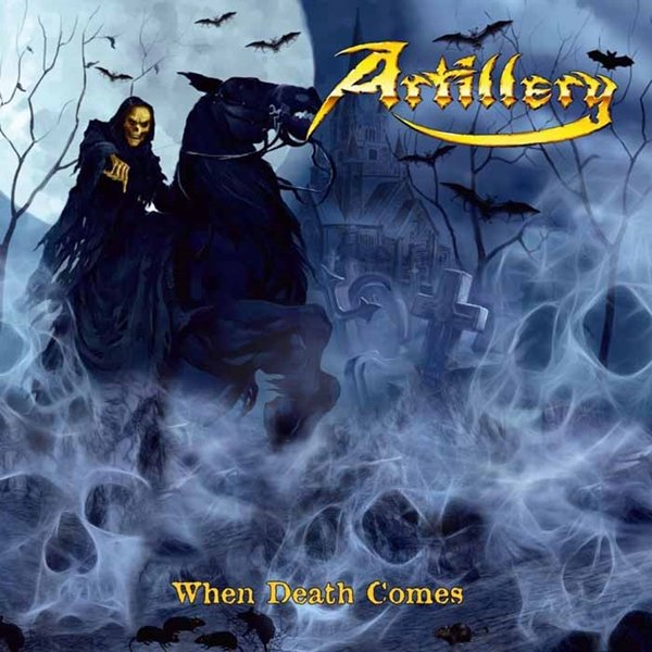 Artillery - When Death Comes (LP)