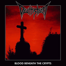 Load image into Gallery viewer, Deathstorm - Blood Beneath The Crypts (LP Clear)