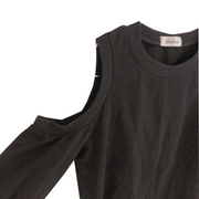 off shoulder long t-shirt・全1色