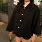 cape suede  jacket・全4色