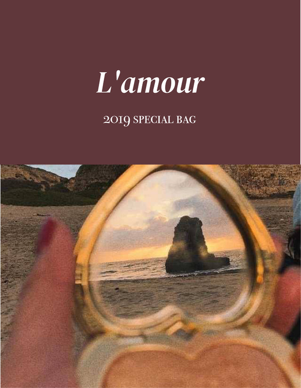 iine special box 【L'amour 2020】・7item