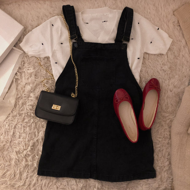 【2set】monotone girl coordinate