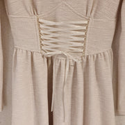 pearly long dress・全1色
