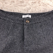 vintage check short pants・全2色
