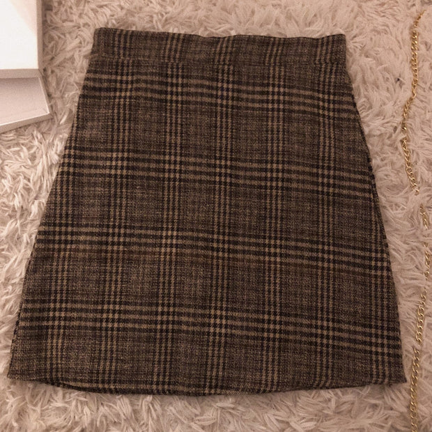 【2set】mini skirt coordinate