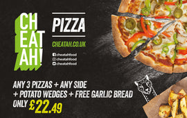 Wild FOUR It  (Deal for 4) - CHEATAH