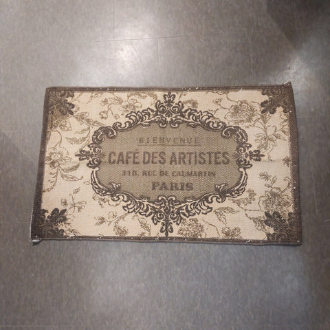 Cafe Des Artists Rug