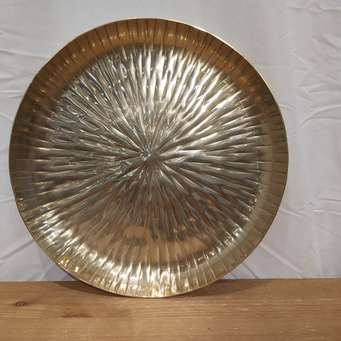 Gold & Bronze Tray