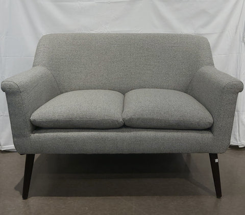 Helsinki Love Seat Warm Grey