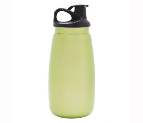 Hydration Bottle Stainless Steel/Plastic