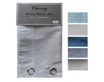 "Cherry  Blackout Curtain 90"" (Navy Blue)"