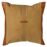Ant Tan Canvas Pillow Strap Cotton