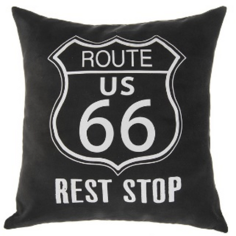 Pillow Route 66