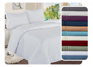 9800 Bamboo Sheet Set Full