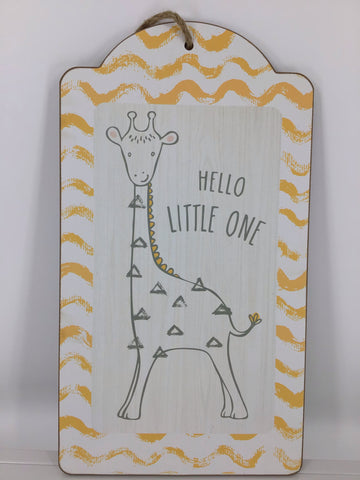 Giraffe Decoration