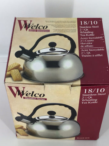Whistling Kettle-Stainless Steel