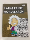 Super Large Print Word Search