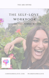Dharma's Free Self-Love Workbook