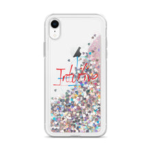 Load image into Gallery viewer, Intuitive - Liquid Glitter iPhone Case