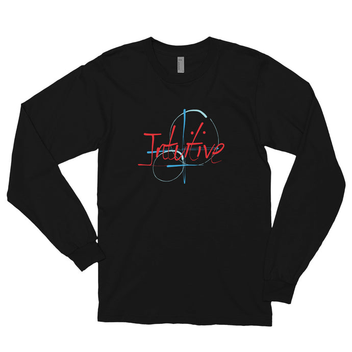 Intuitive - Long sleeve T-shirt