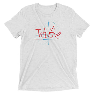 Intuitive - Tri-blend Short Sleeve T-shirt