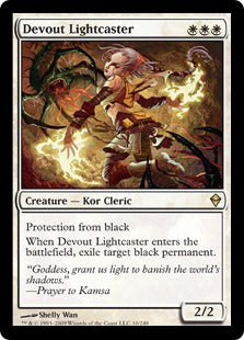 Devout Lightcaster