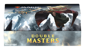 PRE-ORDER: Double Masters Booster Display