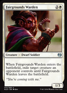 Fairgrounds Warden