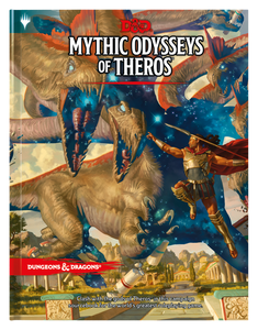 Mythic Odysseys of Theros (Standard Cover)