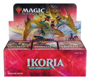 Ikoria Booster Display