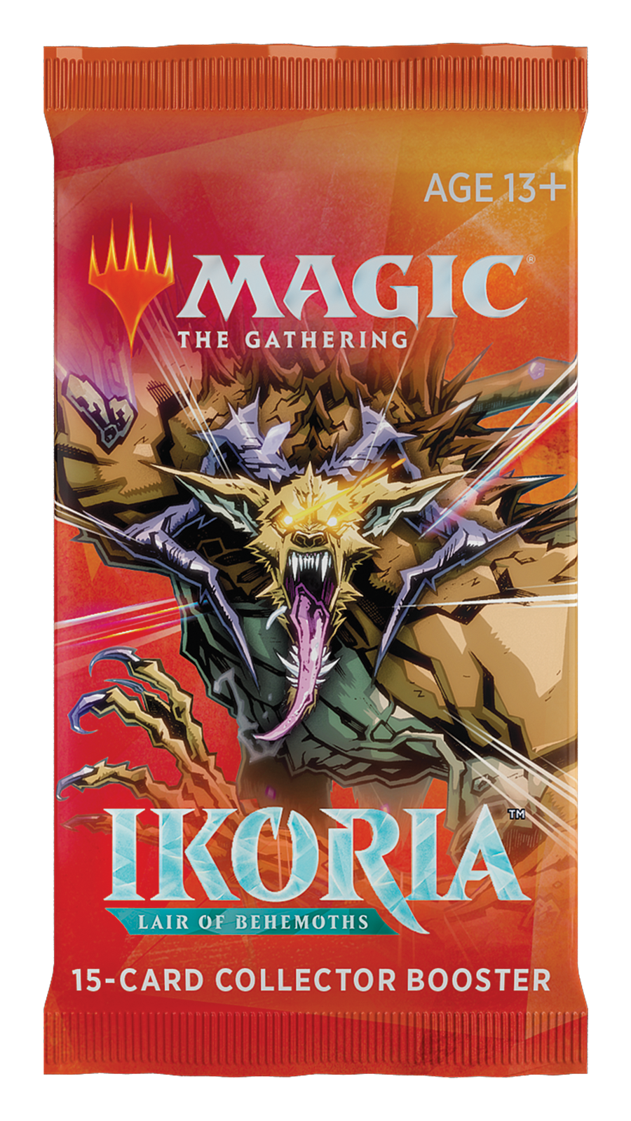 Ikoria Collectors Booster Display
