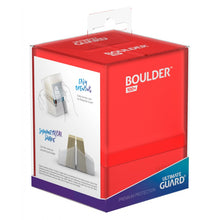 Ultimate Guard Boulder 100+ Deck Box - Various Colours