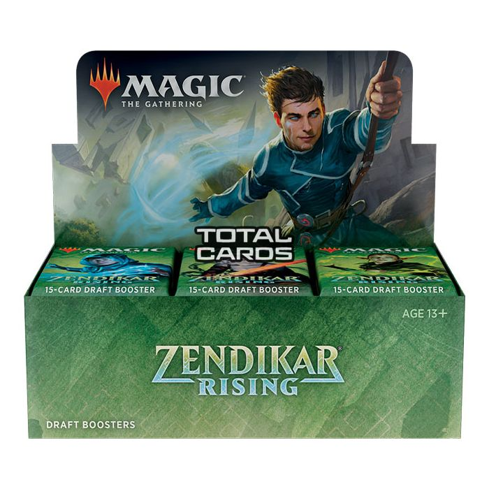 Friday 18 September - Zendikar Rising Pre-Release 6pm-10pm