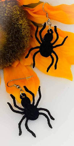 "FSL ""Spider"" Earrings"