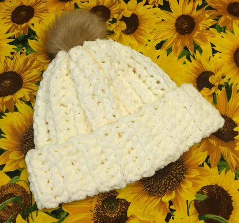 Crochet Blanket Hat