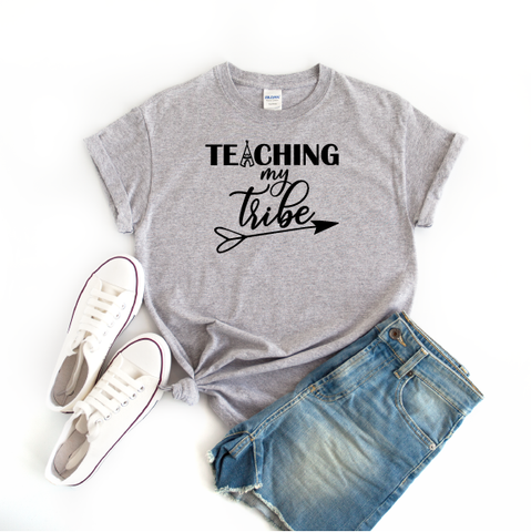 """Teaching my Tribe"" T-shirt"