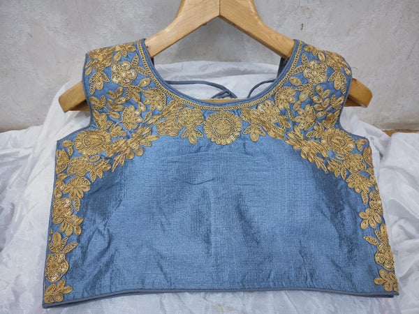 Beautiful designer ready made blouse