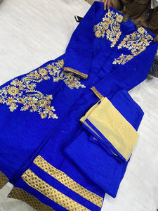Beautiful designer straight suit