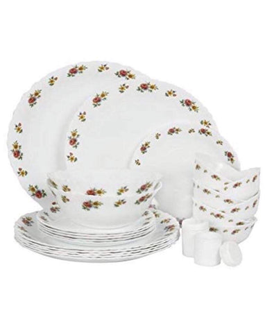 LaOpala petite rose 35 dinner set  100% halal