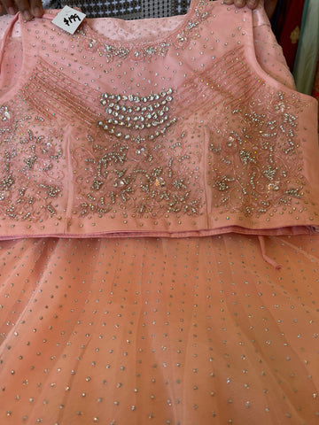 Beautiful designer lengha choli