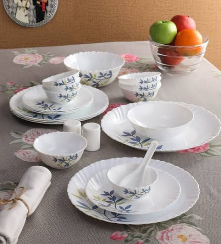 LaOpala Silken charm Dinner Set Of 35