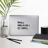 Stickers - Radio Ambulante Estudios