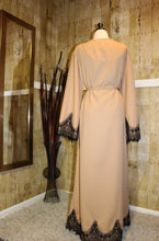 Load image into Gallery viewer, Alisha Open-Front Abaya